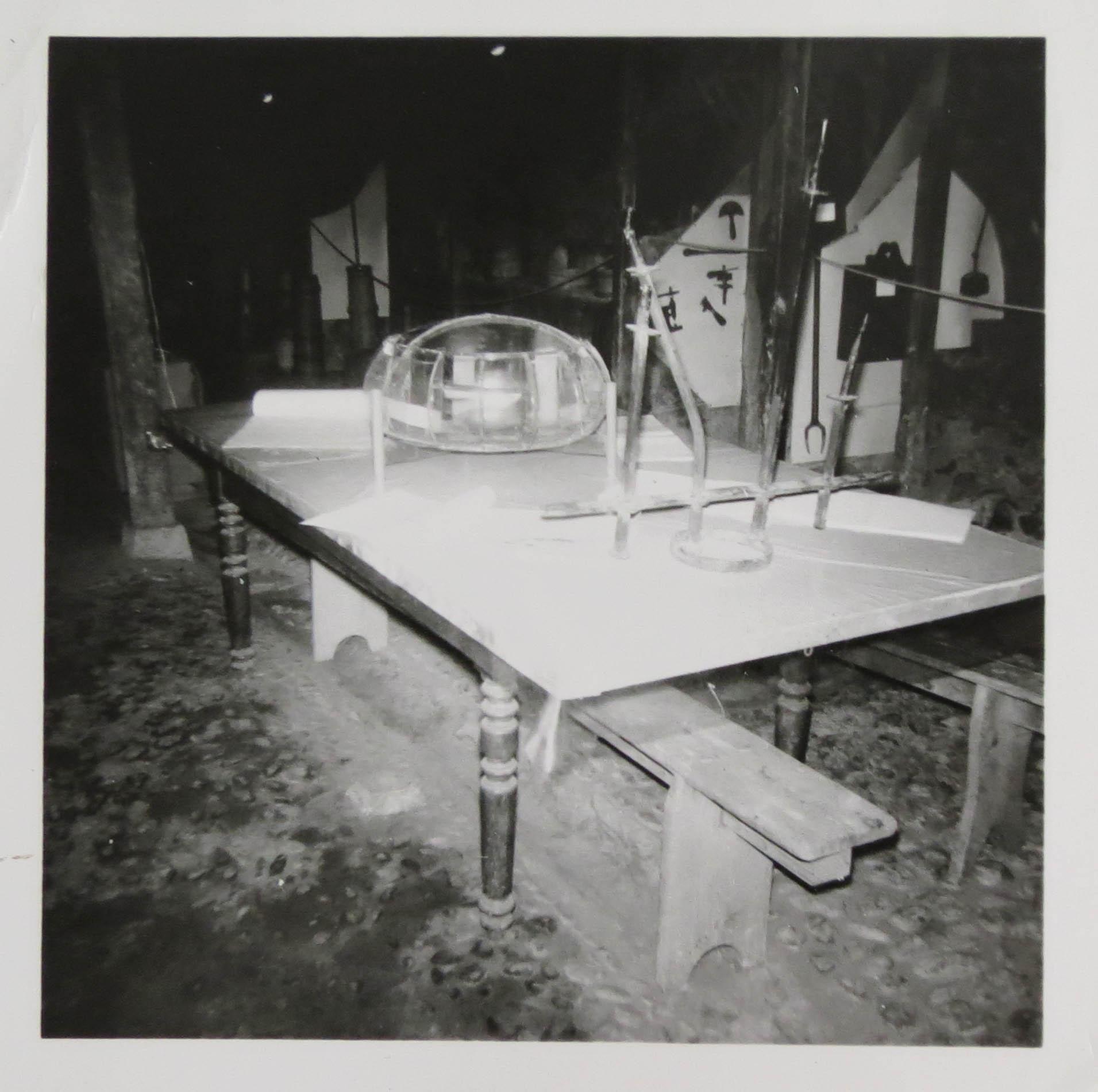 Oeuf de Novery Granges de Servette 1965