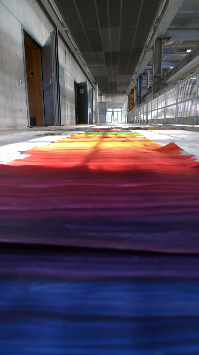 Architecture et couleur grds ateliers