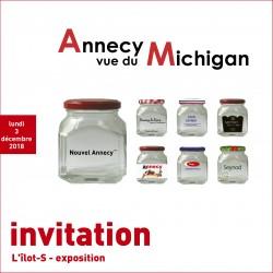 Annecy vue du Michigan