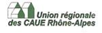Logo de l'Union Régionale des CAUE