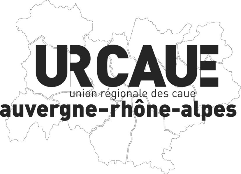 logo UR CAUE Auvergne Rhône-Alpes