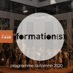programme formations automne 2020