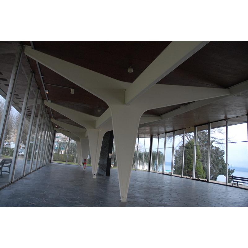 Jean prouve caue haute savoie - Jean prouve architecture ...