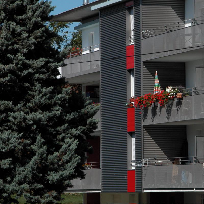 La colombiere annemasse caue haute savoie for Architecte annemasse